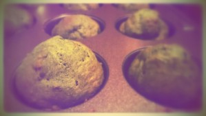 Delicious Green Muffins